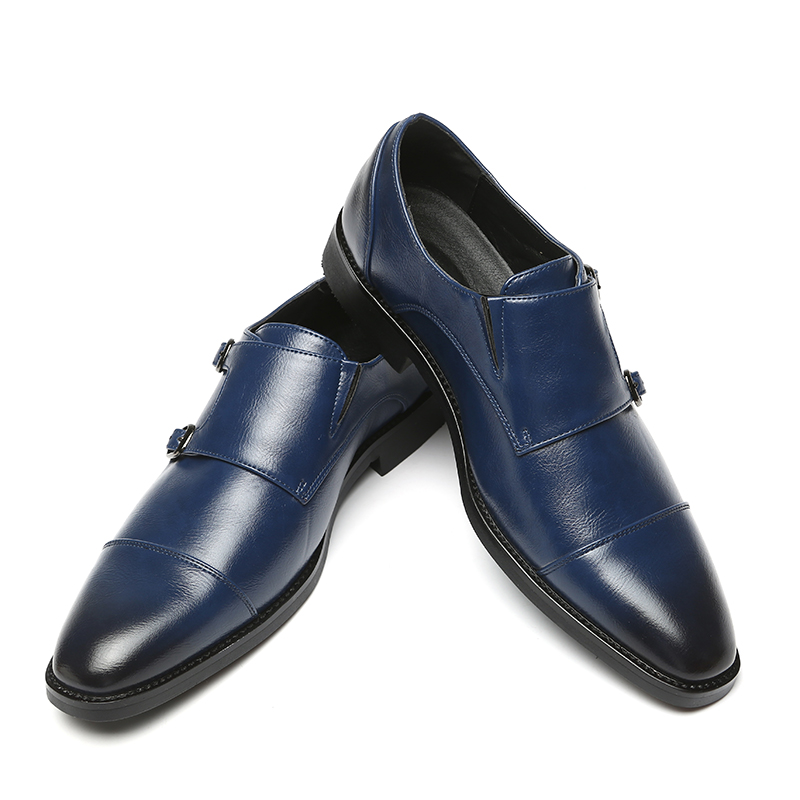 Новинка 2020 мужские офисные туфли деловые классические модные