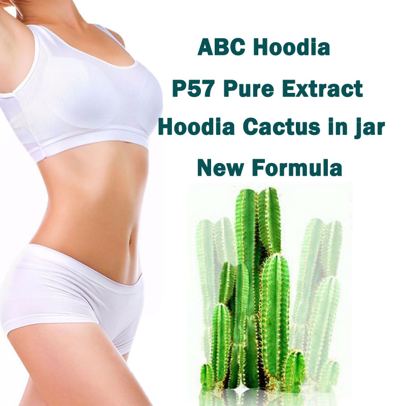 (2 Bottles) FiiYoo 100% Natural Hoodia Cactus Extracts Old Version For Slimming Formula Weight Loss Supplement