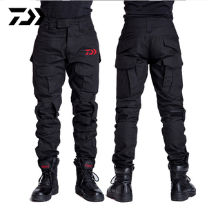 Daiwa Fishing Pants Outdoor Camping Hiking Suit Sport Wear Men Trousers Python Hiking Army Camouflage Suit Fishing Pants