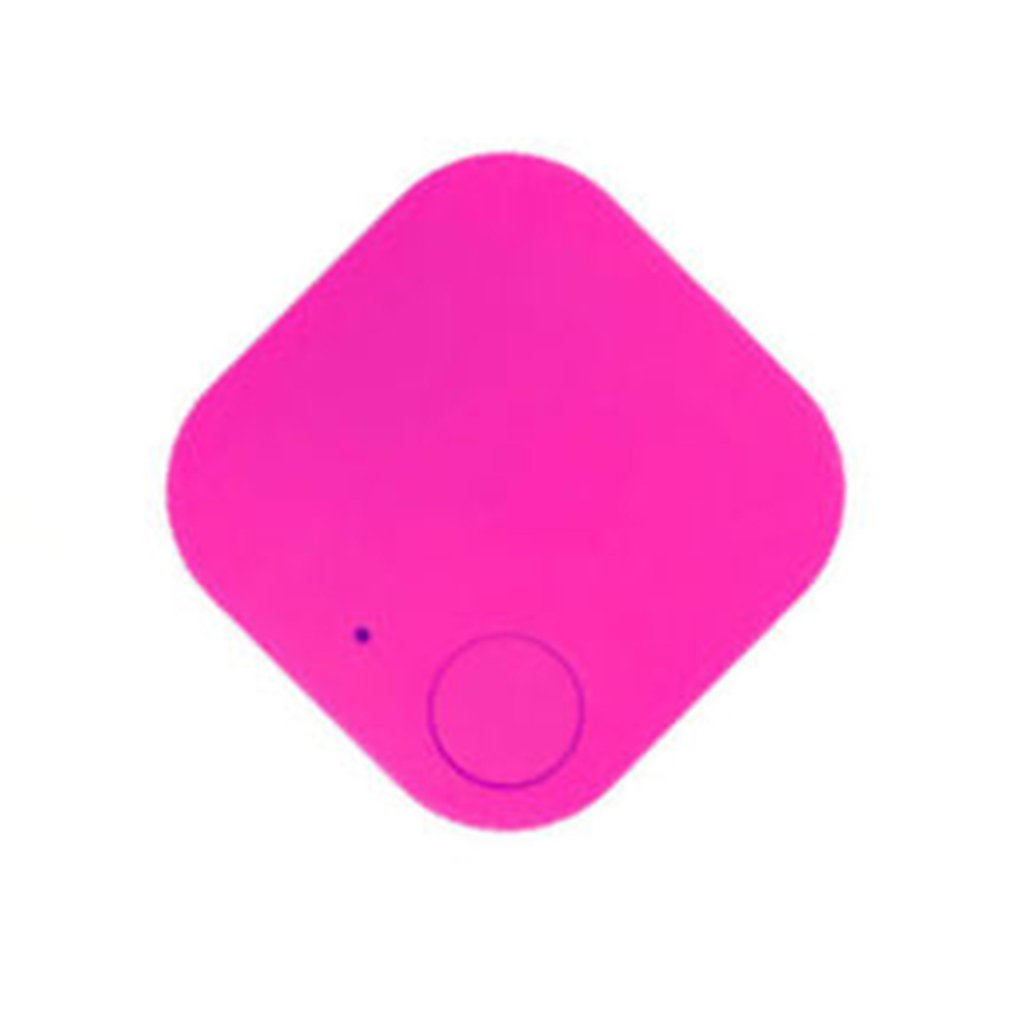 Square Anti-lost Car GPS Tracker Kids Pets Wallet Keys Alarm Locator Realtime Finder Trackr