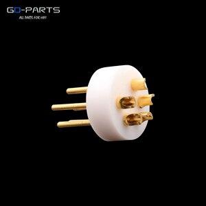 Image 4 - EIZZ conector DIN macho de 5 pines LP tocadiscos, grabador de tonos, Conector de vinilo, aislador de cobre chapado en oro de 24k, PTFE 1 ud.