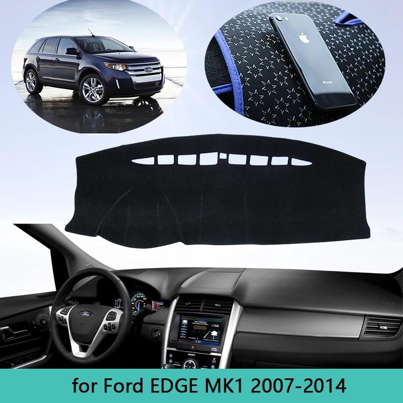 Ford Edge 2007-2010 Dashtex Dash Board Cover Mat Black