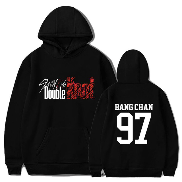 STRAY KIDS DOUBLE KNOT THEMED HOODIE (23 VARIAN)