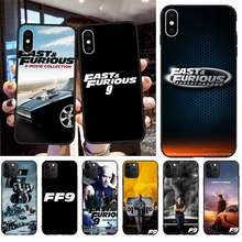Cutewanan Fast & Furious 9 untuk iPhone 11 Pro XS MAX 8 7 6 6S Plus X 5S SE 2020 XR Case(China)