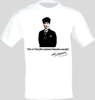 Neue Ankunft Mens T-shirt Mustafa Kemal Ataturk Turkei Turkiye Türkei T-Shirt Alle Größen hip hop straße T-shirt