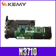 Akemy placa base para Lenovo Flex 3-Yoga 1120 300-11IBY placa base de computadora portátil 80LX 80M0 CPU: RAM N3710: 4GB