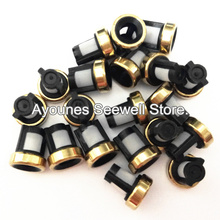 500pcs fuel injector microfilter 7*6*3mm for  Renault Megane cars with free shipping  for AY F1010