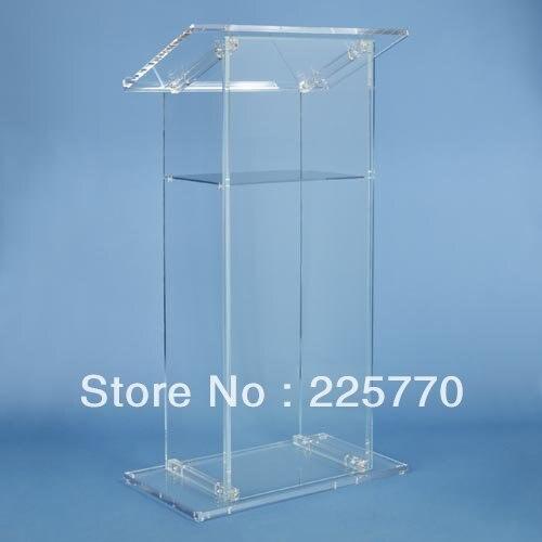 Plexiglass Acrylic Podium Plexiglass
