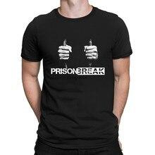 Camisa legal da novidade t da cópia da ruptura da prisão da forma