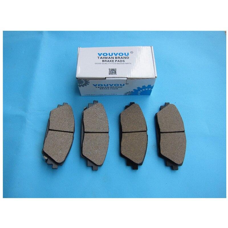 2013 2014 2015 2016 Mazda CX5 front brake pads new oem free shipping !!!