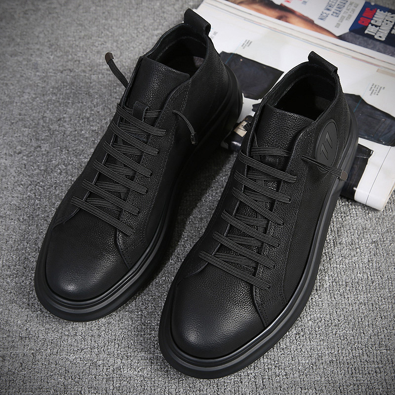 High Quality Men Skateboarding Shoes Hard-Wearing Sports Flats Outdoor Walking Shoes Male Sneakers Breathable Spring Shoes NC-88