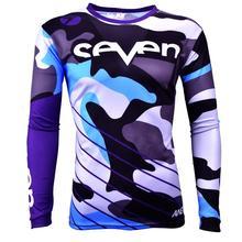 2020  Seven mx motocross jersey downhill camiseta ropa mtb fox mountain bike dh shirt motorcycle clothing