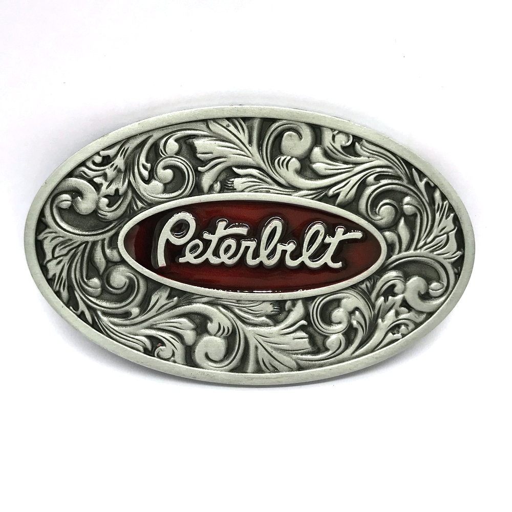 Western Cowboy Belt Buckle Tang Grass Pattern Letters Casual Supreme Men And Women Belt Buckle Birthday Party Gift