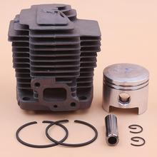 Ring-Circlip-Kit Piston-Pin Trimmer Cylinder Brushcutter Kawasaki Th43 Engine-Part