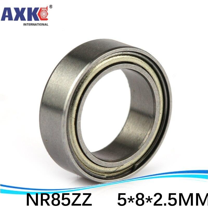 "440c Stainless Steel Metal Ball Bearing SR2zz R2zz 1//8/"" x 3//8/"" x 5//32/"" 25PCS"