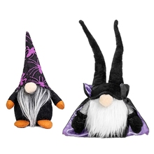Decorations Spider-Table Plush-Decor Swedish Gnome Gifts Scandinavian Witch Elf-Ornaments