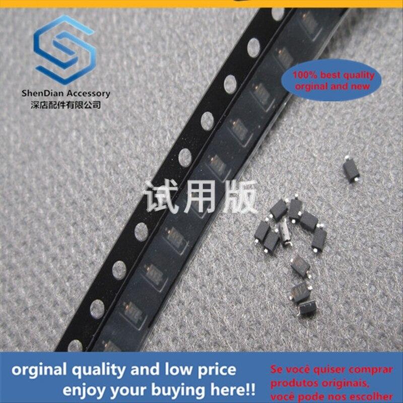 50pcs 100% Orginal New Best Quality SMD Zener Diode 02DZ4.3-Y SOD323 4.3V 0805 Plastic Zener Diode