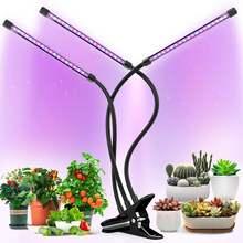 Фитолампа полного спектра niclux для выращивания растений светодиодная