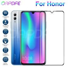 Защитное стекло 9D для Honor 8X 8C 8A 20 20i 10i 9i V20 V10 V9 Play Note 10