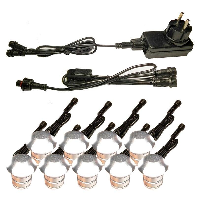 Ar Livre Paisagem Iluminação IP67 12V de