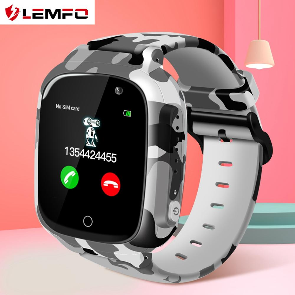 LEMFO 4G Smart Watch Kids Suppport SIM card WIFI GPS Video Call Global Version Fitness Tracker Kids Watch Gift For Children|Smart Watches|   - AliExpress