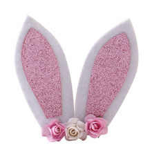 1pc Cute Baby Headband Toddler Infant Rabbit Hairclip Hairpin Hairband Headwear Baby Hair Accessories Шапка Детская diadema bebe(China)