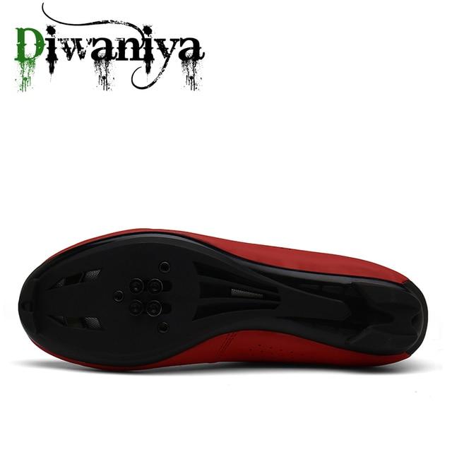 Sapatilhas de ciclismo mtb, sapatilhas para uso em bicicleta de montanha, autotravamento, original superstar, para homens e mulheres 4