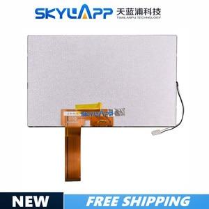 Image 1 - 8 インチ 40PIN TFT 液晶表示画面 CLAA080NA01CW CLAA080NA12CW CLAA080NA32CW 73003000742B 液晶 1024 (RGB) ×600 WVGA