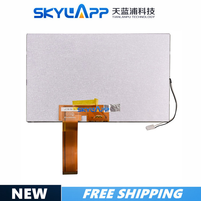 Écran daffichage LCD TFT de 8 pouces 40PIN CLAA080NA01CW CLAA080NA12CW CLAA080NA32CW 73003000742B LCD 1024 (RGB) × 600 WVGA