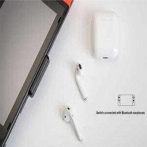 Image 4 - Für GULIKIT NS07 Drahtlose Bluetooth Audio Receiver USB Adapter Sender für Nintend Schalter Spiel Konsole für PS4 / PC
