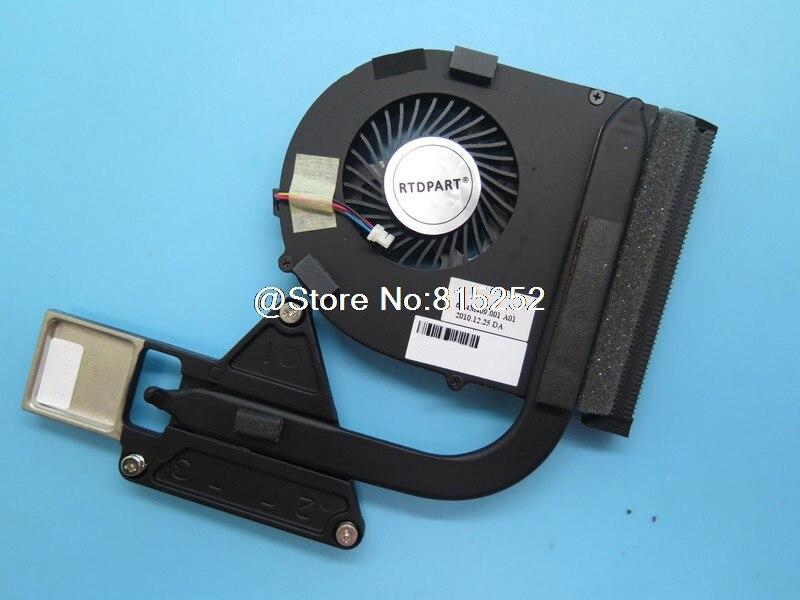 Laptop CPU Fan/&Heatsink for Lenovo Z570 LZ57 31049554 60.4M409.001 UMA W//Fan for Quad CORE