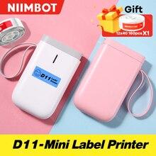 Fast-Printing-Printer Pocket-D11-Label-Printer Portable Office BT Home-Use