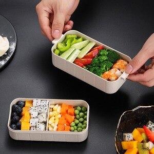 Image 5 - Satılık yemek kabı, öğrenci ofisi çalışanı için taşınabilir yemek kabı yemek kabı çocuklar için taşınabilir çocuk piknik okul Bento kutusu