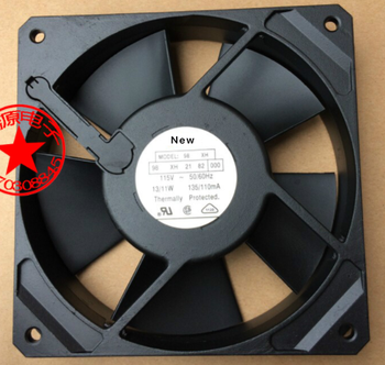 For Emacro For ETRI 98 XH 98XH Server Cooling Fan AC 115V 135mA 120x120x25mm 2-Pin