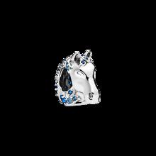 цена на New 925 Sterling Silver Nokk Horse Charm Beads Fit Original Pandora Bracelets Women DIY Jewelry 2019 New Original Gift