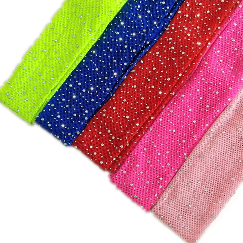Diamonds Colorful Kids Girls Stockings Rhinestone Fishnet Stockings Children Girl Mesh Pantyhose Hollow Out Baby Girl Tights