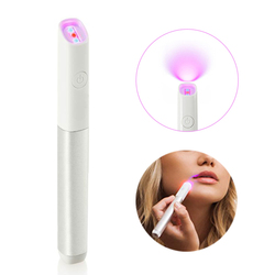 Light Therapy Acne Spot Treatment, Chemical & UV-Free with Clinically Proven Blue & Red Acne Light Technology Blackhead Remov