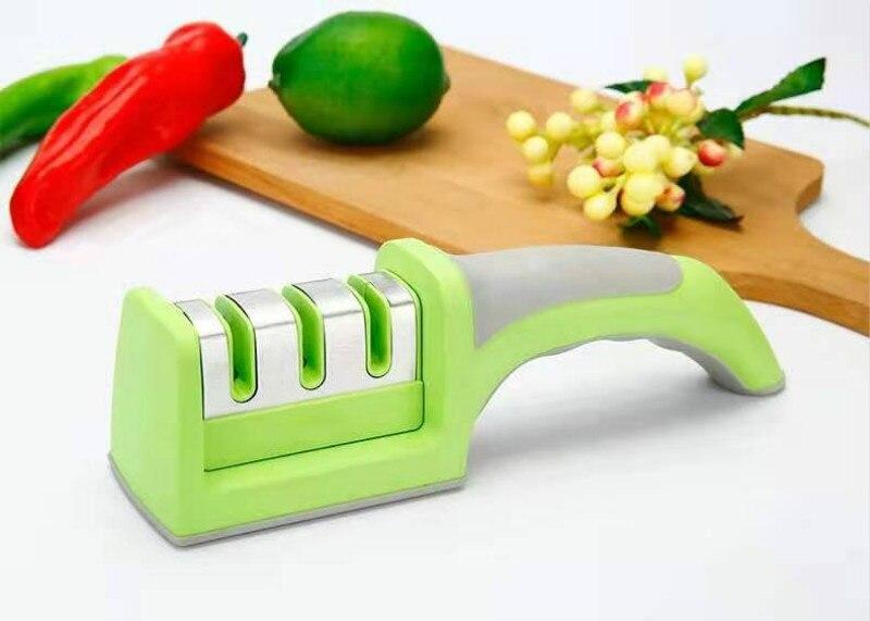 Новый острый ener нож Точильщик подходит для всех видов ножей, так что нож быстро становится острым кухонной необходимости