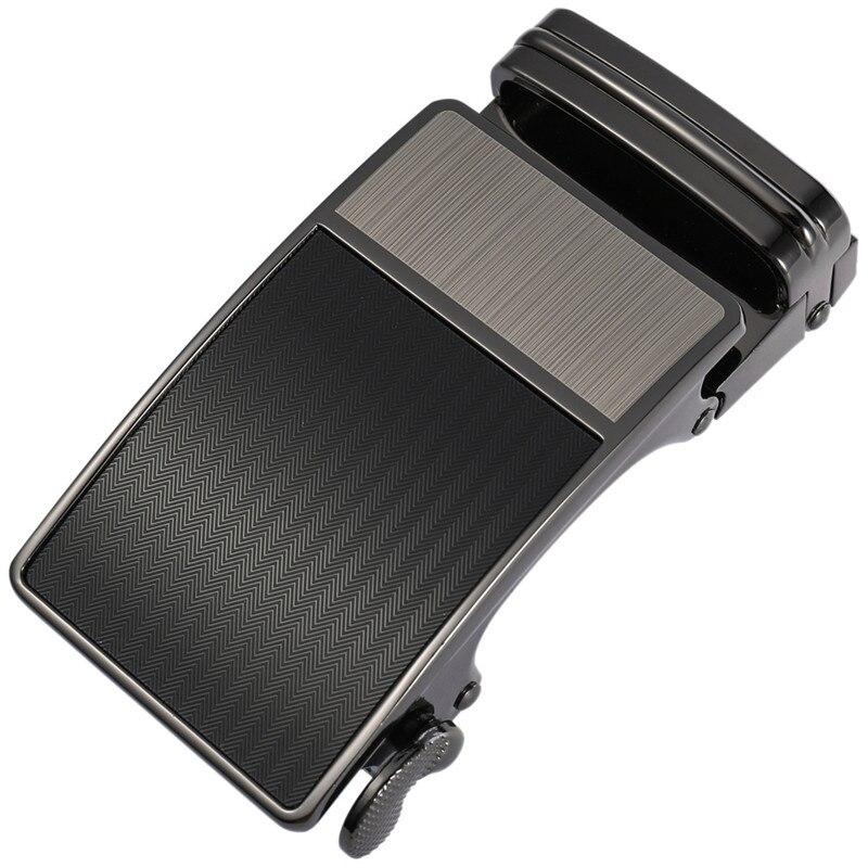 LannyQveen Трещотка пряжки ремня 40 мм автоматическая пряжка для ширины 35 мм ремень сплав ремень аксессуары