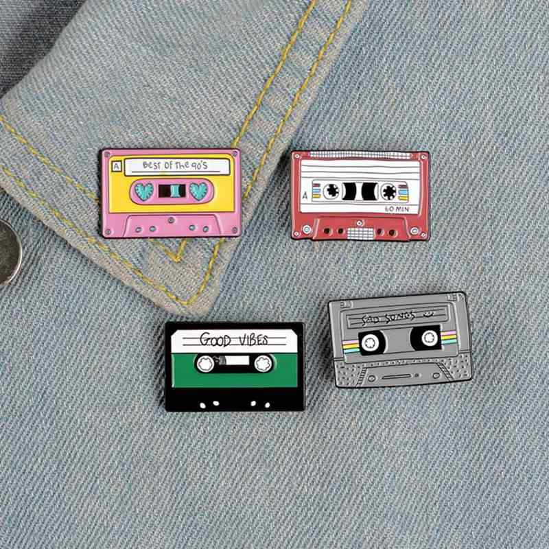 1PC I'll Be There For You สีม่วง CASSETTE โลหะ