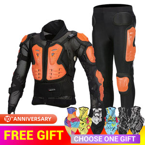 HEROBIKER Motorcycle Jacket Mo
