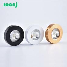 LED Downlight Surface-Mounted Ultra-Thin Round 9W AC220V 5W 7W 3W 12W15W