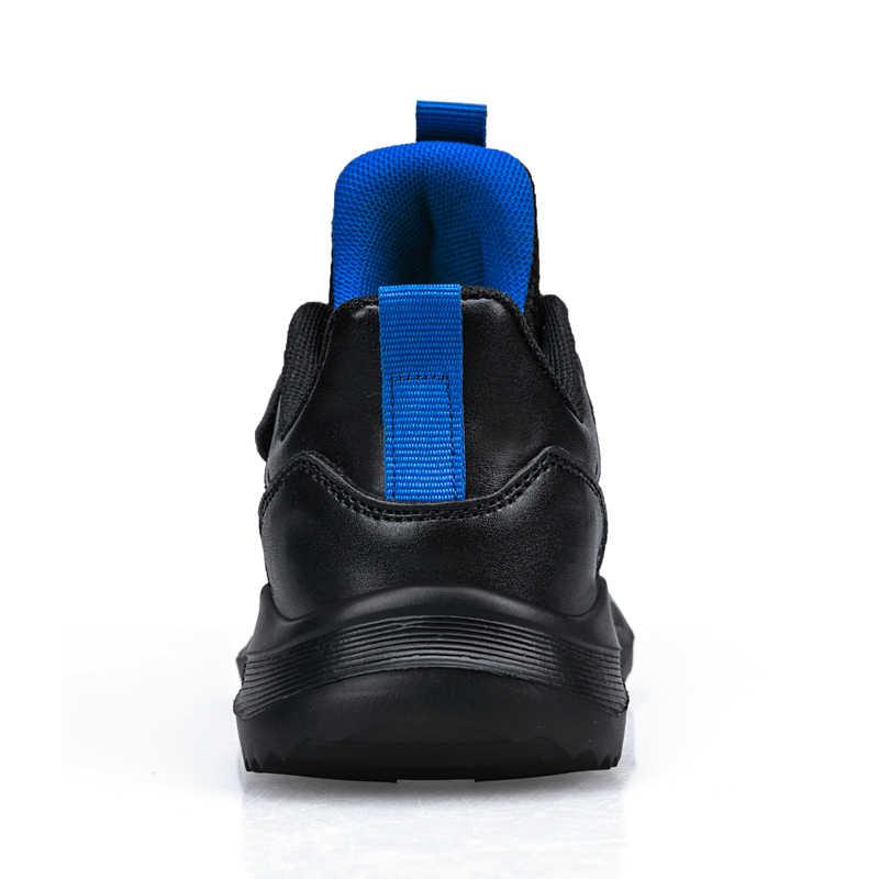 SKHEKฤดูใบไม้ผลิใหม่รองเท้าเด็กรองเท้าเด็กชายรองเท้าผ้าใบHandmade SLIPบนรองเท้าเด็กผู้หญิงรองเท้าผ้าใบเด็กรองเท้า