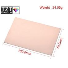 Fr4 Pcb 7x10cm 7*10 Single Side Copper Clad Plate Diy Pcb Kit Laminate Circuit Board
