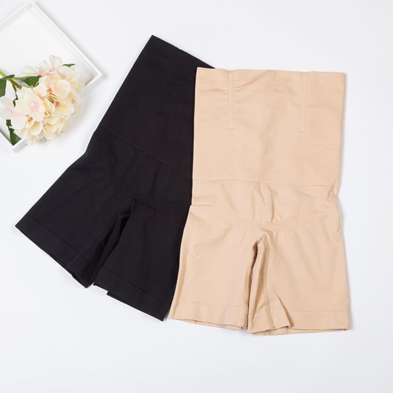 Coloriented Women's Shaper Control Panties High Waist Butt Lifter Tightening Shapewear Ladies Slim Shorts Good Stretch Underwear