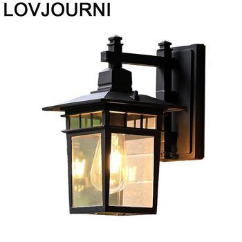 De Badkamer Verlichting Lamp Sconce Stair Lampen Modern Aplique Luz Pared Wandlamp Bedroom Applique Murale Luminaire Wall Light