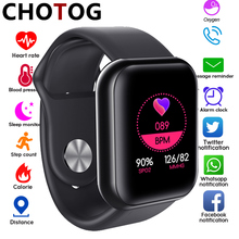 Smart Watch Men Women Blood Pressure Monitor Smart Clock Heart Rate Oxygen Monit