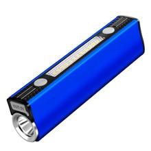 Powerful Flashlight Rechargeable Flashlight Multifunction Wa