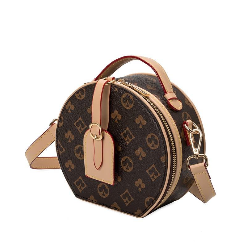 Neue Kommen Luxus Marke tasche Frauen Schulter Tasche Kleine Geldbörsen Kupplungen Mädchen Handtasche Umhängetaschen für Niet Frauen Taschen