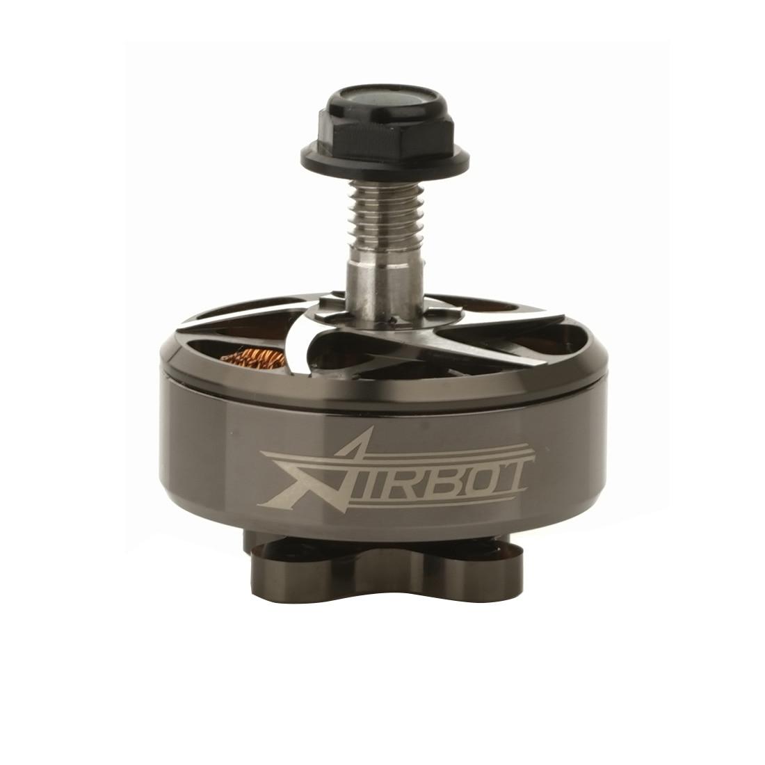 Airbot VITE 2306.5 1800KV 5-6 S/2500KV 3-5S fırçasız motor DIY RC Drone FPV yarış multicopter yedek parça aksesuarları